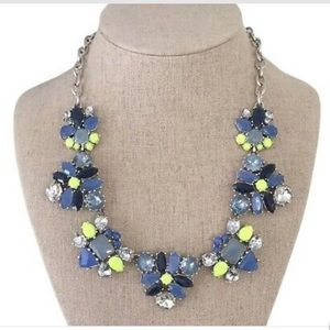 Stella & Dot Elodia necklace - silver